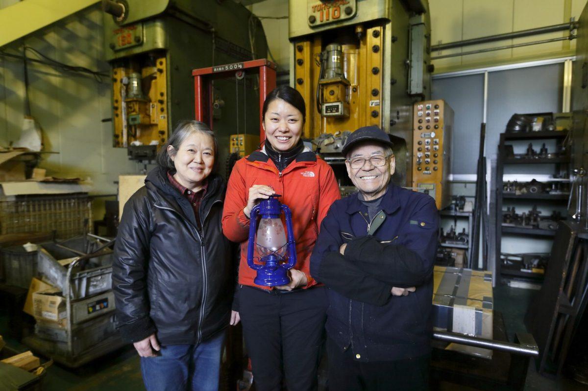 97年続く技術を残したい!国内最後のランプ職人が繋ぐ、ハリケーンランプへの熱い想い