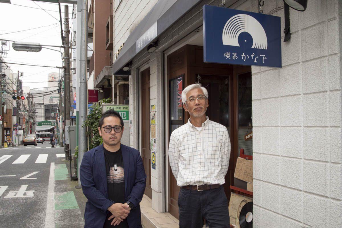 「いこい」の場から「かなで」る場所へ。音楽がテーマの会社が喫茶店を承継