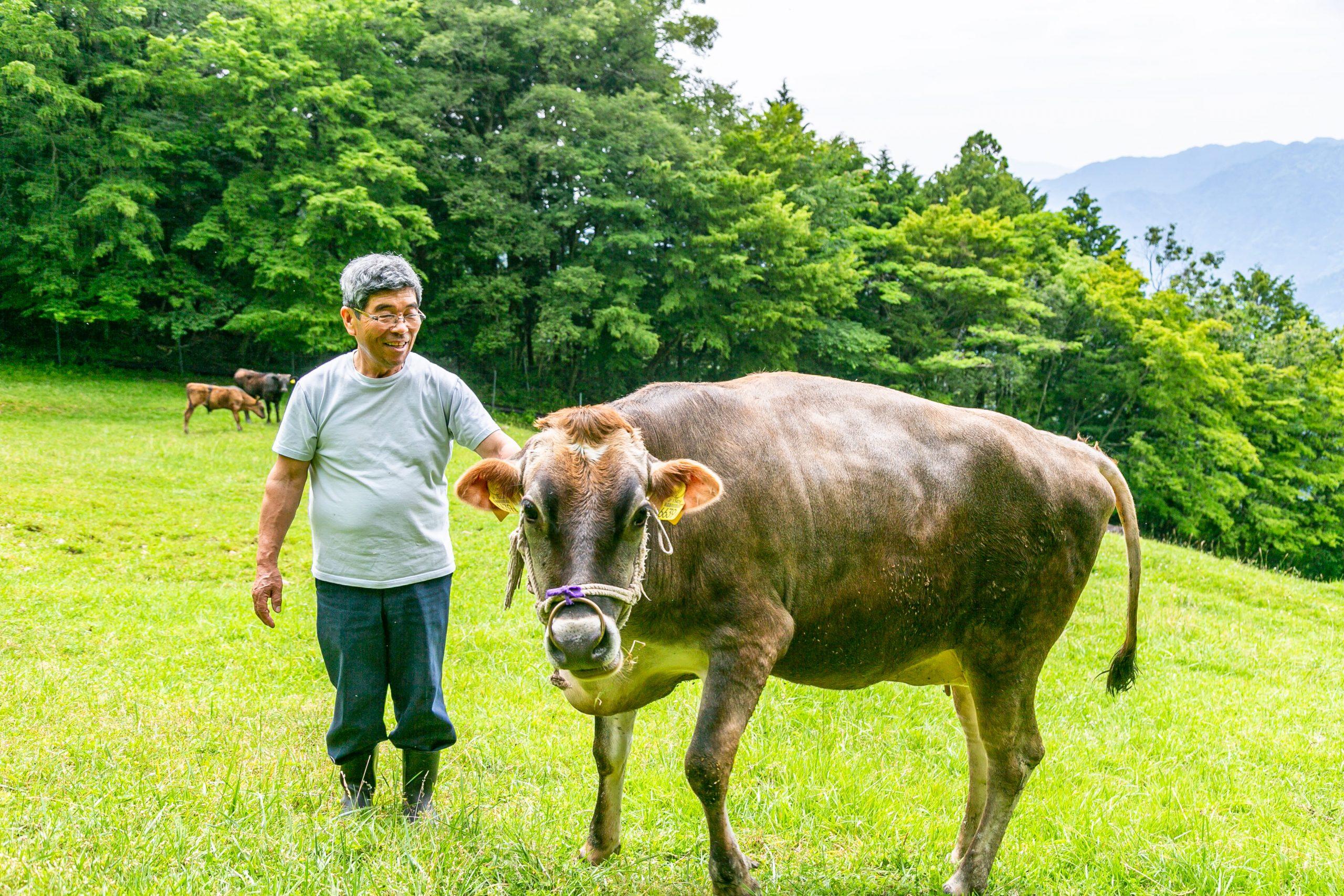山を切り拓いて築いた、この場所を残したい。高知県大豊町で牧場を引き継ぐ後継者を募集!