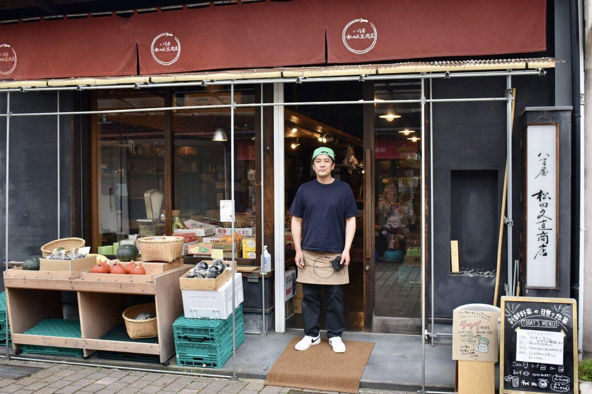 後継者は店の元配達員。海外の市場で感じたひらめきを元に八百屋を承継