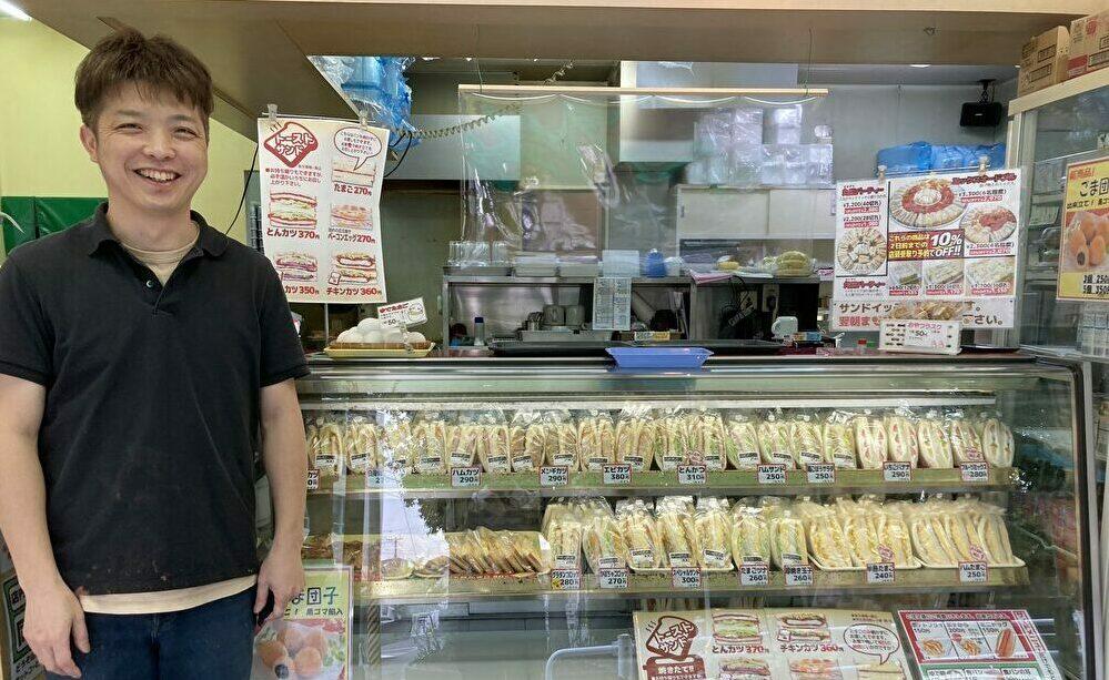 神戸市灘区で愛され続けてきた「マジックパン」の後継に。事業継承で気づいた資産の重要性