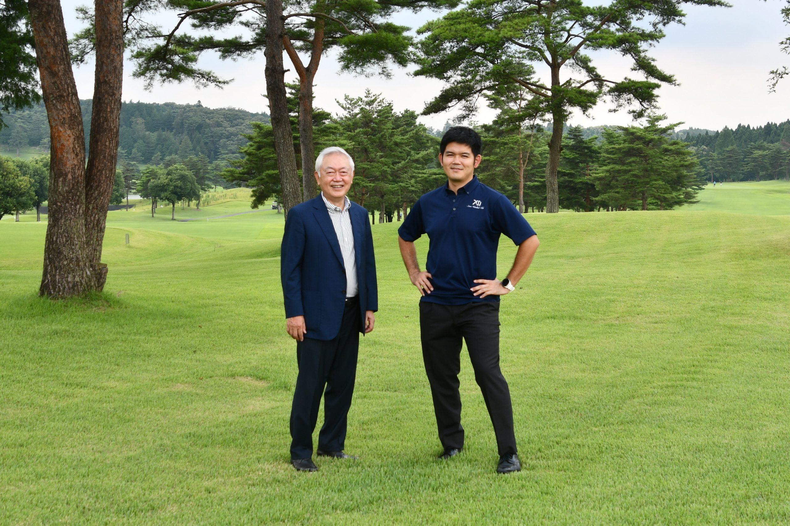 目指すは「みんなが幸せを実感できるゴルフ場」。若き3代目社長の未来や環境に前借りしない経営