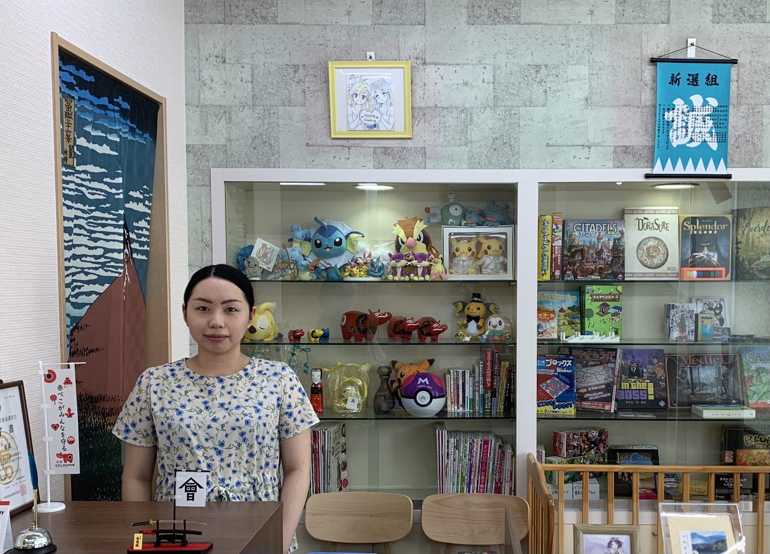 時計×カフェ×歴史!?得意と好きで勝負する「歴史カフェ会津」の斬新な事業承継戦略