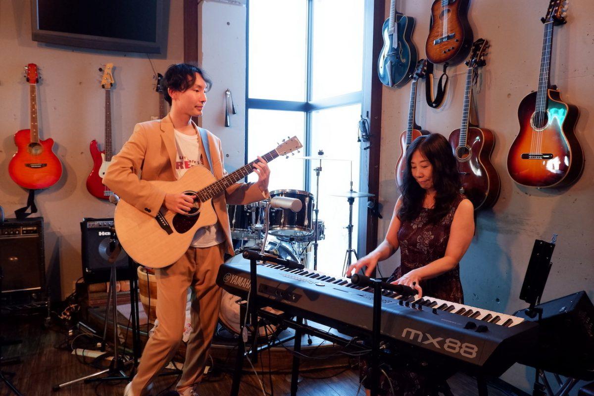 音楽活動の場を絶やさない!ライブハウスの2代目オーナーが目指す音楽と地元豊中への恩返し